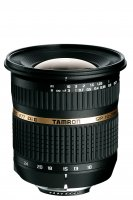 image objectif Tamron 10-24 SP AF 10-24mm F/3.5-4.5 Di II LD ASL IF