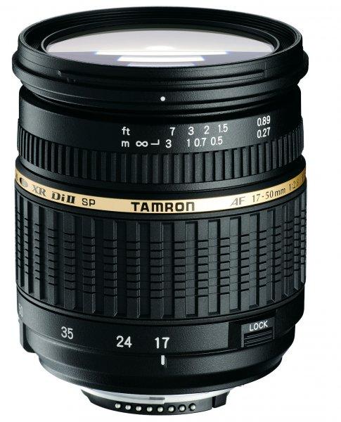 image objectif Tamron 17-50 SP AF 17-50mm F/2.8 XR Di II LD ASL IF