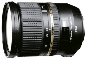 image objectif Tamron 24-70 SP 24-70mm F/2.8 Di VC USD