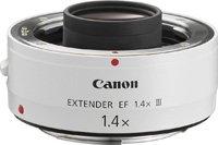 image objectif Canon Extender EF 1.4x III