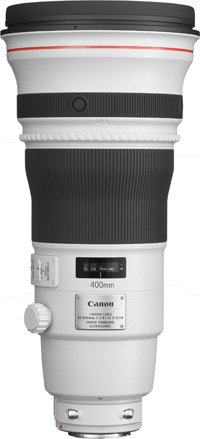 image objectif Canon 400 EF 400mm f/2.8L IS II USM