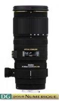 image objectif Sigma 70-200 70-200mm F2.8 EX DG APO OS HSM pour Sony