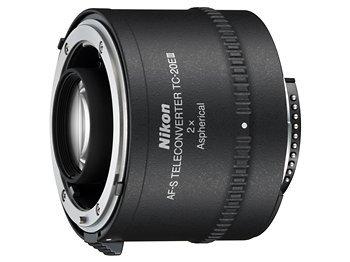 image objectif Nikon AF-S Teleconverter TC-20E III