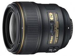 image objectif Nikon 35 AF-S NIKKOR 35mm F1.4G