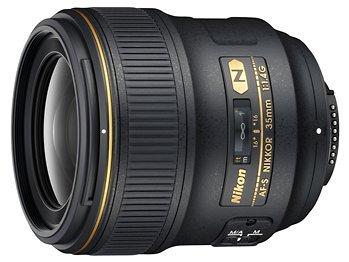 image objectif Nikon 35 AF-S NIKKOR 35mm F1.4G pour Nikon