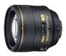 image objectif Nikon 85 AF-S NIKKOR 85mm f/1.4G