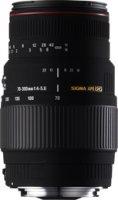 image objectif Sigma 70-300 70-300mm F4-5.6 DG APO Macro