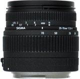 image objectif Sigma 28-70 28-70mm F2.8-4 DG