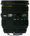 image objectif Sigma 24-70 24-70mm F2.8 DG EX HSM