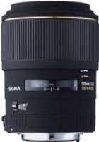 image objectif Sigma 105 105mm F2.8 DG Macro EX