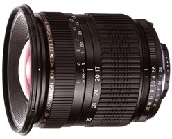 image objectif Tamron 17-35 SP AF 17-35mm F/2.8-4 Di LD Aspherical IF
