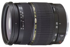 image objectif Tamron 28-75 SP AF 28-75mm F/2.8 XR Di LD Aspherical IF MACRO