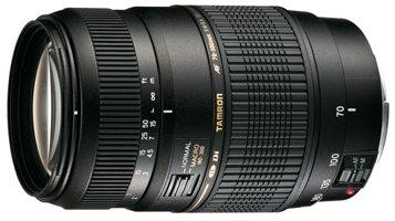 image objectif Tamron 70-300 AF 70-300mm F/4-5.6 Di LD MACRO 1.2