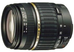 image objectif Tamron 18-200 AF 18-200mm F/3.5-6.3 XR Di II LD Aspherique IF MACRO