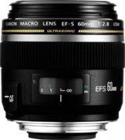 image objectif Canon 60 EF-S 60mm f2.8 Macro USM