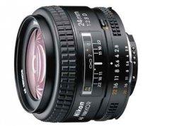 image objectif Nikon 24 AF Nikkor 24mm f/2.8D