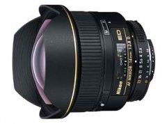 image objectif Nikon 14 AF Nikkor 14mm f/2.8D ED