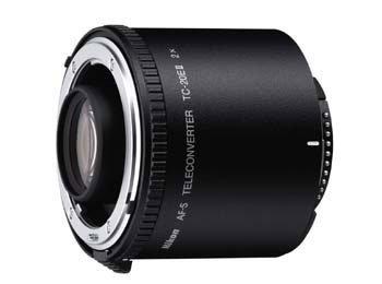 image objectif Nikon TC-20E II Teleconverter