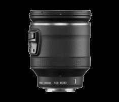 image objectif Nikon 10-100 ZOOM MOTORISE 1 NIKKOR VR 10-100 mm f/4.5-5.6