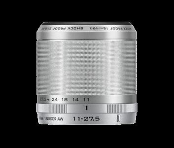 image objectif Nikon 11-27.5 1 NIKKOR AW 11-27.5mm f/3.5-5.6