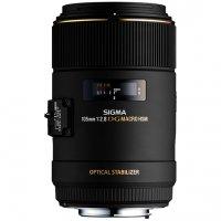 image objectif Sigma 105 MACRO 105mm F2.8 EX DG OS HSM