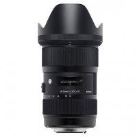 image objectif Sigma 18-35 ART | 18-35mm F1.8 DC HSM