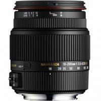 image objectif Sigma 18-200 18-200mm F3.5-6.3 II DC OS* HSM