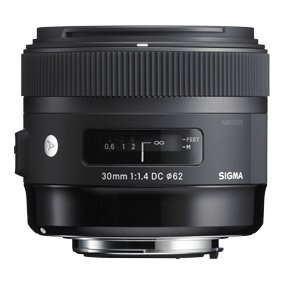 image objectif Sigma 30 ART | 30mm F1.4 DC HSM
