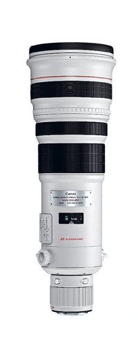 image objectif Canon 500 EF 500mm f/4L IS USM