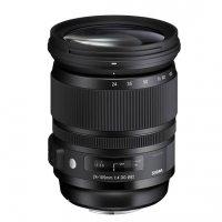 image objectif Sigma 24-105 ART | 24-105mm F4 DG OS HSM