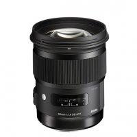 image objectif Sigma 50 ART | 50mm F1.4 DG HSM