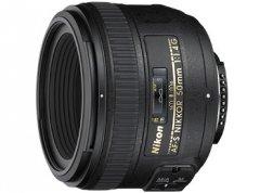 image objectif Nikon 50 AF-S NIKKOR 50mm f/1.4G