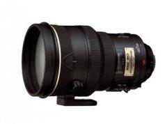 image objectif Nikon 200 AF-S VR 200 mm f/2G ED-IF