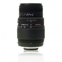 image objectif Sigma 70-300 70-300mm F4-5.6 DG MACRO