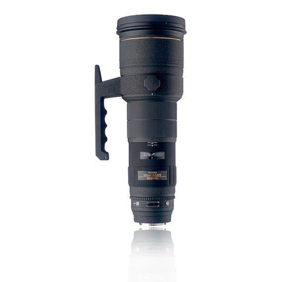 image objectif Sigma 500 APO 500mm F4.5 EX DG//HSM