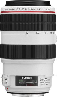 image objectif Canon 70-300 EF 70-300mm f4-5.6L IS USM