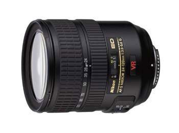 image objectif Nikon 24-120 AF-S VR 24-120 mm f/3.5-5.6G ED-IF